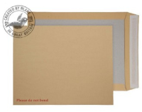 15935 Blake Purely Packaging Manilla Peel & Seal Board Back Pocket 394X318mm 120Gm2 Pack 125 Code 15935 3P- 15935