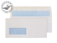 2901BRE Blake Purely Everyday White Window Gummed Wallet 102X216mm 80Gm2 Pack 1000 Code 2901Bre 3P- 2901BRE