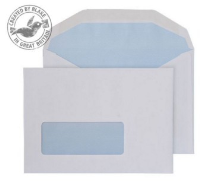 2601 Blake Purely Everyday White Window Gummed Mailer 114X162mm 80Gm2 Pack 1000 Code 2601 3P- 2601