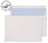 2807 Blake Purely Everyday White Self Seal Wallet 162X238mm 90Gm2 Pack 500 Code 2807 3P- 2807