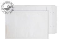 C/0 Blake Purely Packaging White Peel & Seal Padded Bubble Pocket 215X150mm 90Gm2 Pack 100 Code C/0 3P- C/0