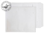 H/5 Blake Purely Packaging White Peel & Seal Padded Bubble Pocket 360X270mm 90Gm2 Pack 100 Code H/5 3P- H/5