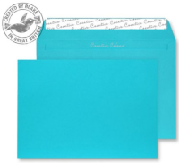 309 Blake Creative Colour Cocktail Blue Peel & Seal Wallet 162X229mm 120Gm2 Pack 500 Code 309 3P- 309