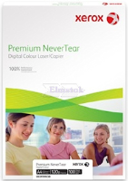 007R91576 Xerox Prem.Nevertear Mattwht Clingfilm Sra3 60Mic Paper Backed 250/Pk 007R91576- 007R91576