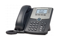 Cisco Cisco Small Business Spa 504g - Voip Phone - Sip  Sip V2  Spcp - Multiline - Silver  Dark Grey - For Small Business Pro Unified Communications 320 With 4 Fxo Spa504g - xep01