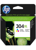 HP Ink/304XL Tri-color **New Retail** N9K07AE#UUS - eet01