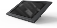 Heckler Design Zoom Rooms Console f iPad BLK Compatible with iPad Air 1/2, H523-BG - eet01