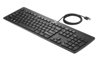 Hp Hp Business Slim - Keyboard - Usb - English Qwerty - For Desktop Pro A G2; Elitedesk 800 G5; Eliteone 800 G5; Workstation Z1 G5 N3r87aa#abb - xep01