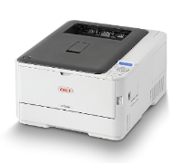 oki C332DN A4 Colour Laser Printer 46553101 - MW01