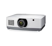 nec PA703UL Projector Including NP41ZL Lens 40001330 - MW01