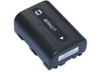 MicroBattery Battery for Sony Camcorder 11Wh Li-ion 7.4V 1.5ah MBF1047 - eet01
