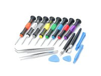 MicroSpareparts Mobile 16 in 1 Precision Tool Set For Phones, Tablets and MSPP1984 - eet01