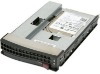 "Supermicro Black gen-5.5 tool-less Hot-swap 3,5"" to 2,5"" MCP-220-00118-0B - eet01"