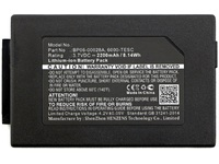 MicroBattery Battery for Dolphin Scanner 8.1Wh Li-ion 3.7V 2200mAh MBXPOS-BA0077 - eet01