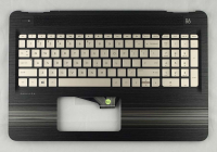 HP Top Cover & Keyboard (French) Backlit 858971-051 - eet01