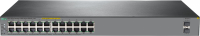 Hewlett Packard Enterprise Hpe Officeconnect 1920s 24g 2sfp Poe+ 370w - Switch - L3 - Managed - 24 X 10/100/1000 (poe+) + 2 X 100/1000 Sfp - Desktop  Rack-mountable  Wall-mountable - Poe+ (370 W) Jl385a - xep01