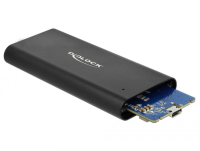 Delock Enclosure f M.2 NVMe PCIe SSD With SuperSpeed USB 10 Gbps 42614 - eet01