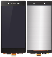 MicroSpareparts Mobile Sony Xperia Z3+ Z4 LCD Screen LCD Assembly Black MSPP72223 - eet01
