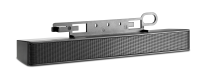 Hp Hp Lcd Speaker Bar - Speaker - For Hp 100; Elitedesk 705 G3; Prodesk 400 G4  600 G3; Proone 400 G3  600 G3; Smart T410 Nq576aa - xep01