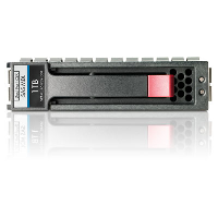 "Hewlett Packard Enterprise Hpe Midline - Hard Drive - 6 Tb - Hot-swap - 3.5"" Lff - Sas 6gb/s - 7200 Rpm - With Hp Smartdrive Carrier 761477-b21 - xep01"