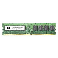 500672-B21 HPE Memory 4GB 2Rx8 PC3-10600E-9 Kit Refurbished with 1 year warranty