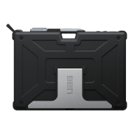 Urban Armor Gear Uag Rugged Case For Surface Pro 7  Pro 6  Pro 5  Pro Lte  Pro 4 - Black - Case For Tablet - Black - For Microsoft Surface Pro (mid 2017)  Pro 4  Pro 6  Pro 7 Uag-sfpro4-blk-vp - xep01