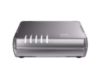 Hewlett Packard Enterprise Hpe Officeconnect 1405 5g V3 - Switch - Unmanaged - 5 X 10/100/1000 - Desktop Jh407a#abb - xep01