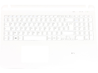 Sony Keyboard (FRENCH) White with Palmrest A1966994A - eet01