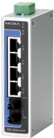 Moxa INDUSTRIAL UNMANAGED ETHERNETS EDS-205A-M-ST-T, 4*10/100BASET 44020M - eet01