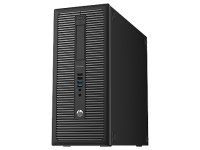 Hp 600 G1 Twr I3-4130/4gb/500gb/dvdrw/w7p - #4.2 W8p License - Without Keyboard And Mouse E4z60ea - xep01