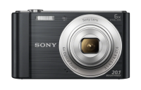 sony DSC-W810 Black Digital Camera DSCW810B.CEH - MW01