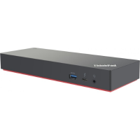 Lenovo Lenovo Thinkpad Thunderbolt 3 Workstation Dock - Port Replicator - Thunderbolt 3 - Gige - 230 Watt - Europe - For Thinkpad P1; P1 (2nd Gen); P51; P52; P53; P72; P73; X1 Extreme; X1 Extreme (2nd Gen) 40an0230eu - xep01