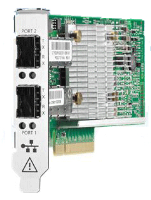 Hewlett Packard Enterprise Ethernet 10gb 2-port 530sfp+ **full Height** - 656244-001 - xep01