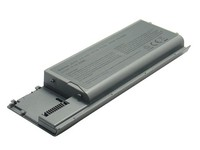 MicroBattery Laptop Battery for Dell 49Wh 6 Cell Li-ion 11.1V 4.4Ah MBI52072 - eet01