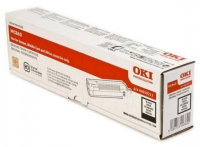 oki Black Toner - 9500 Pages 44059212 - MW01