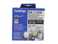 Brother Adress Label Small 29x62mm **800-pack** DK11209 - eet01