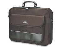 "Manhattan Notebook Briefcase ""Empire"" Widescr. Up To 17"",Black 421560 - eet01"