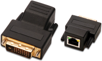 MicroConnect DVI Extender over CAT5/CAT6 Resolution : 1920x1200 MONCCETH - eet01