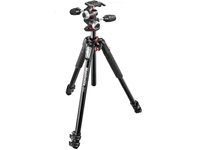 Manfrotto 055 Alu 3.section Tripod kit  MK055XPRO3-3W - eet01