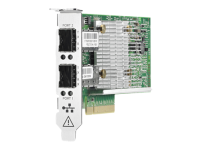 Hewlett Packard Enterprise Hpe 530sfp+ - Network Adapter - Pcie 3.0 X8 Low Profile - 10gb Ethernet X 2 - For Apollo 4200 Gen9; Proliant Dl180 Gen10  Dl325 Gen10  Dl360 Gen10  Dl380 Gen10  Dl388 Gen10 652503-b21 - xep01