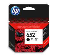 HP Ink Cartridge No 652 Black **New Retail** F6V25AE#302 - eet01