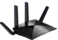 Netgear Nighthawk X10 - Wireless Router - R9000-100eus - xep01