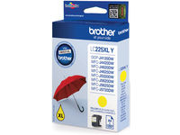 Brother Yellow Ink cartridge XL  LC225XLY - eet01
