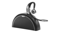 Jabra Jabra Motion Uc With Travel & Charge Kit Ms - Headset - Ear-bud - Over-the-ear Mount - Bluetooth - Wireless - Active Noise Cancelling 6640-906-301 - xep01