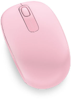 Microsoft WL Mobile Mouse 1850 Light Orchid U7Z-00024 - eet01