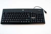 HP Keyboard (SWEDISH)  724720-101 - eet01