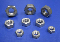 All Metal Self Locking Nuts M3 up to M24 Din980