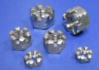 Hexagon Castle Nuts M5 up to M30 A1 A4 Din935
