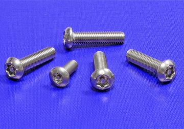 Button Head Pin Security Screws Suppliers UK