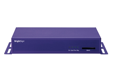 Brightsign HD210 Solid-State Media Players